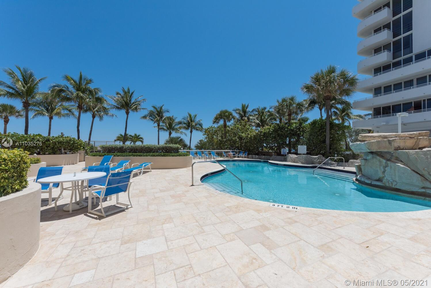 Photo of 8925 Collins Ave #4F, Surfside, Florida, 33154 - Media room, could be used as a bedroom.
