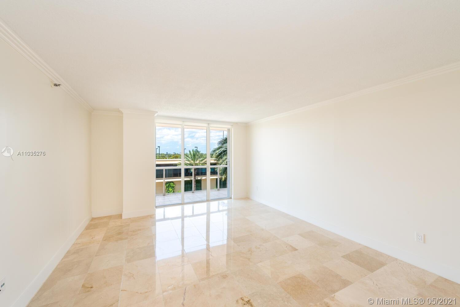 Photo of 8925 Collins Ave #4F, Surfside, Florida, 33154 - View towards double door entrance.