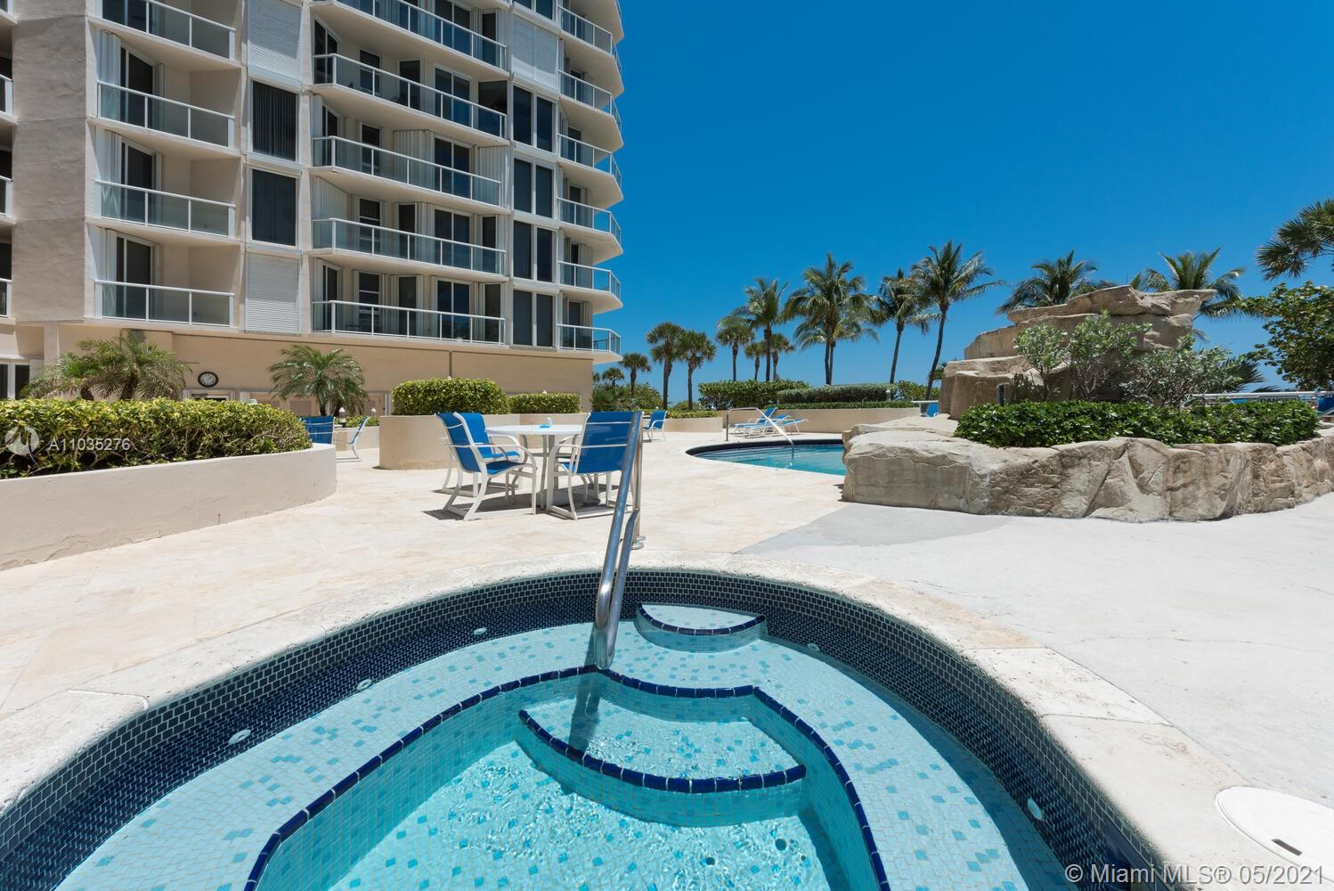 Photo of 8925 Collins Ave #4F, Surfside, Florida, 33154 - Media room, could be used as a guest bedroom or den.