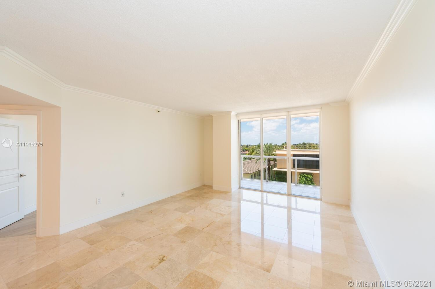 Photo of 8925 Collins Ave #4F, Surfside, Florida, 33154 - Virtually staged dining area.