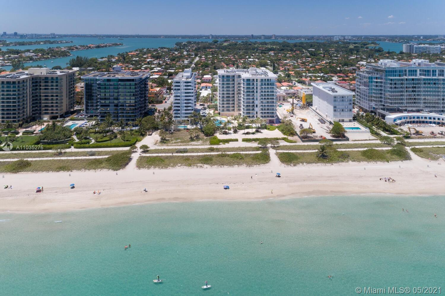Photo of 8925 Collins Ave #4F, Surfside, Florida, 33154 - Path to the beach.