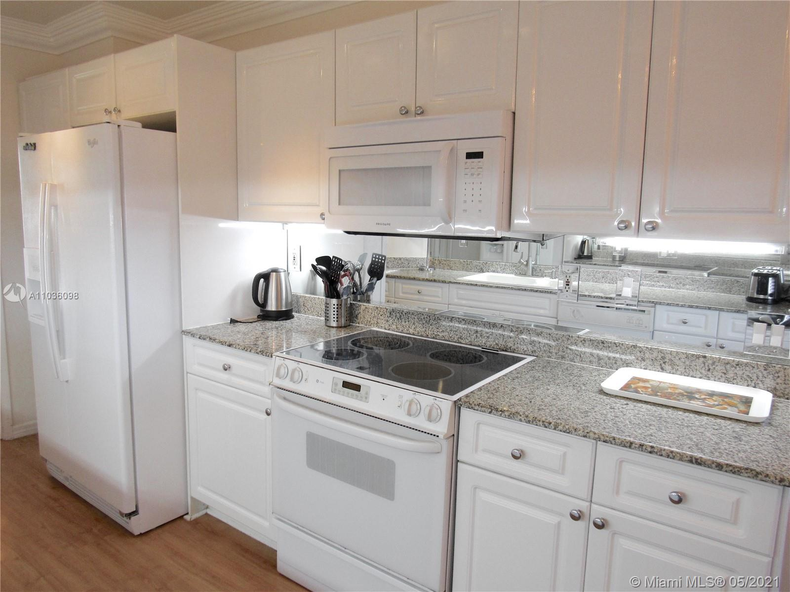 Photo of 16711 Collins Ave #2301, Sunny Isles Beach, Florida, 33160 - KITCHEN