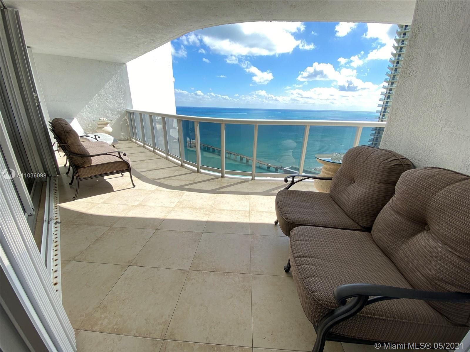 Photo of 16711 Collins Ave #2301, Sunny Isles Beach, Florida, 33160 - VIEW FROM EVERY ROOM