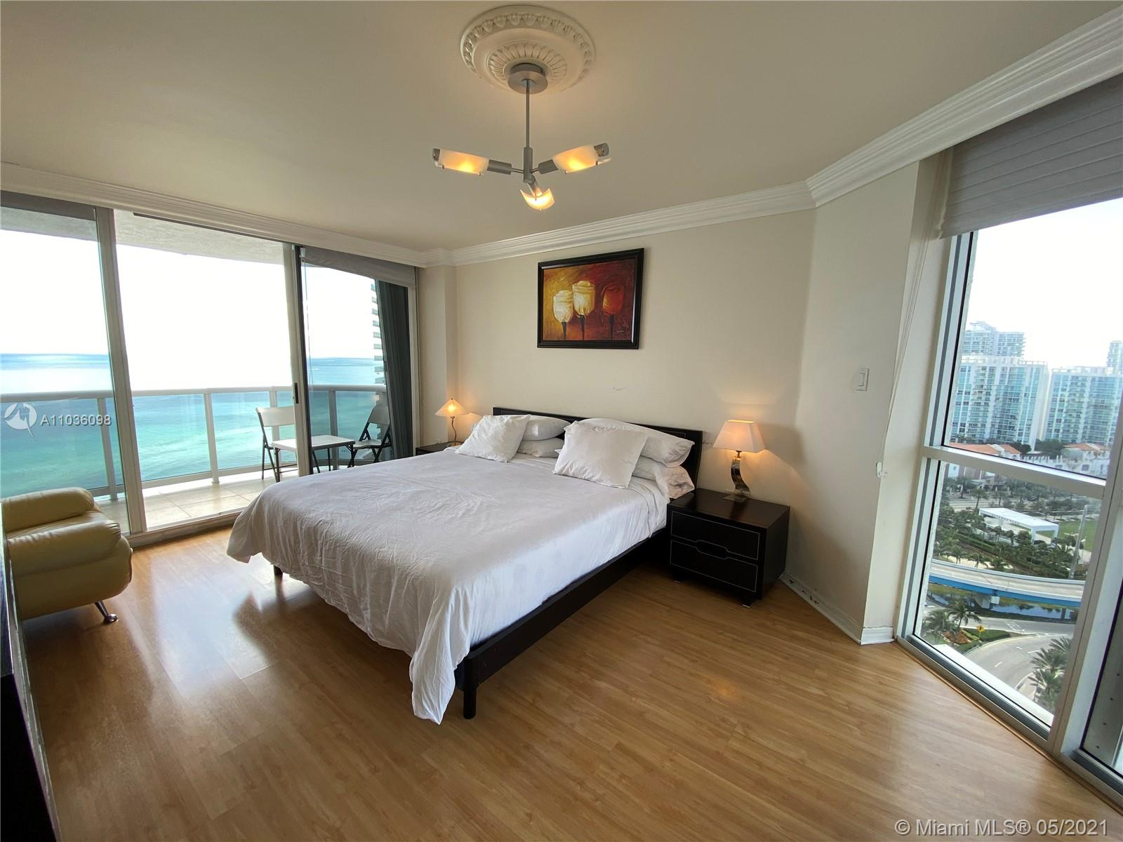 Photo of 16711 Collins Ave #2301, Sunny Isles Beach, Florida, 33160 - BALCONY