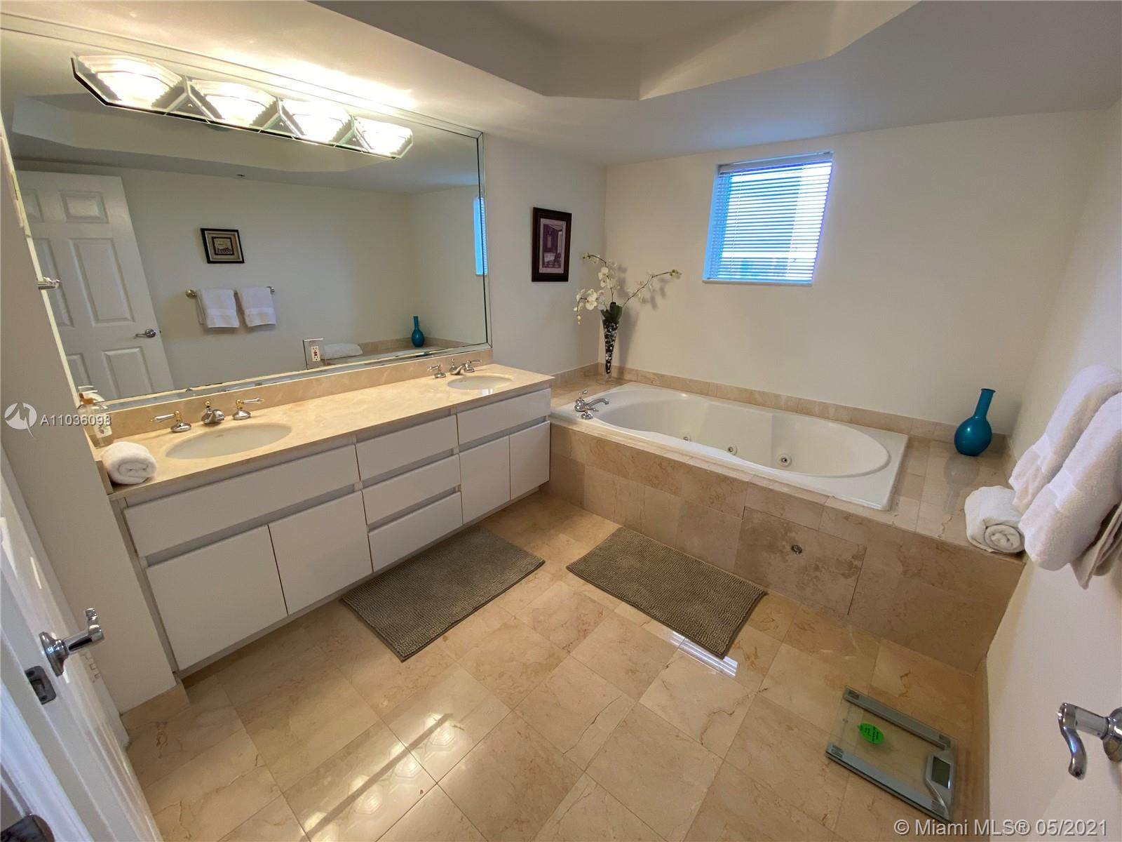 Photo of 16711 Collins Ave #2301, Sunny Isles Beach, Florida, 33160 - MASTER SHOWER