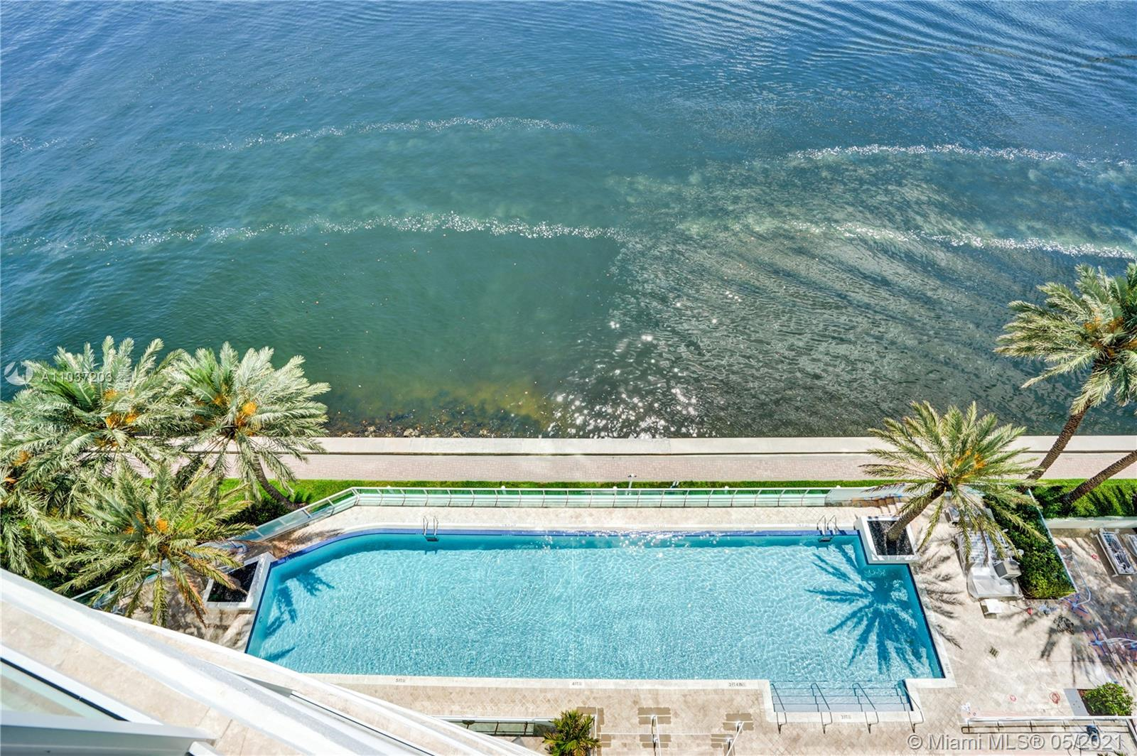 Photo of 20201 Country Club Dr #1006, Aventura, Florida, 33180 - Totally unobstructed views.