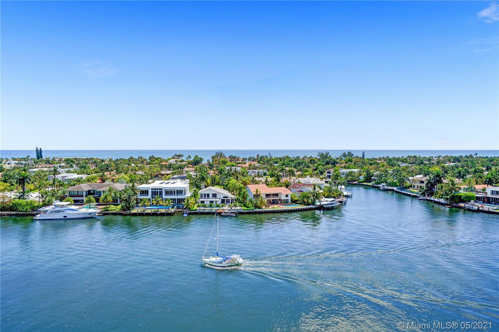 Photo of 20201 Country Club Dr #1006, Aventura, Florida, 33180 - Relaxing water views from the balcony.