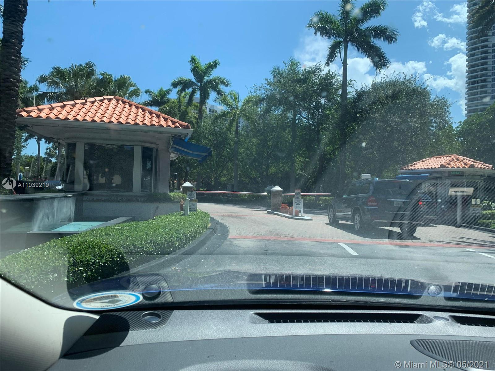 Photo of 19195 Mystic Pointe Dr #907, Aventura, Florida, 33180 - Wonderful renovated sitting area in the front lobby.