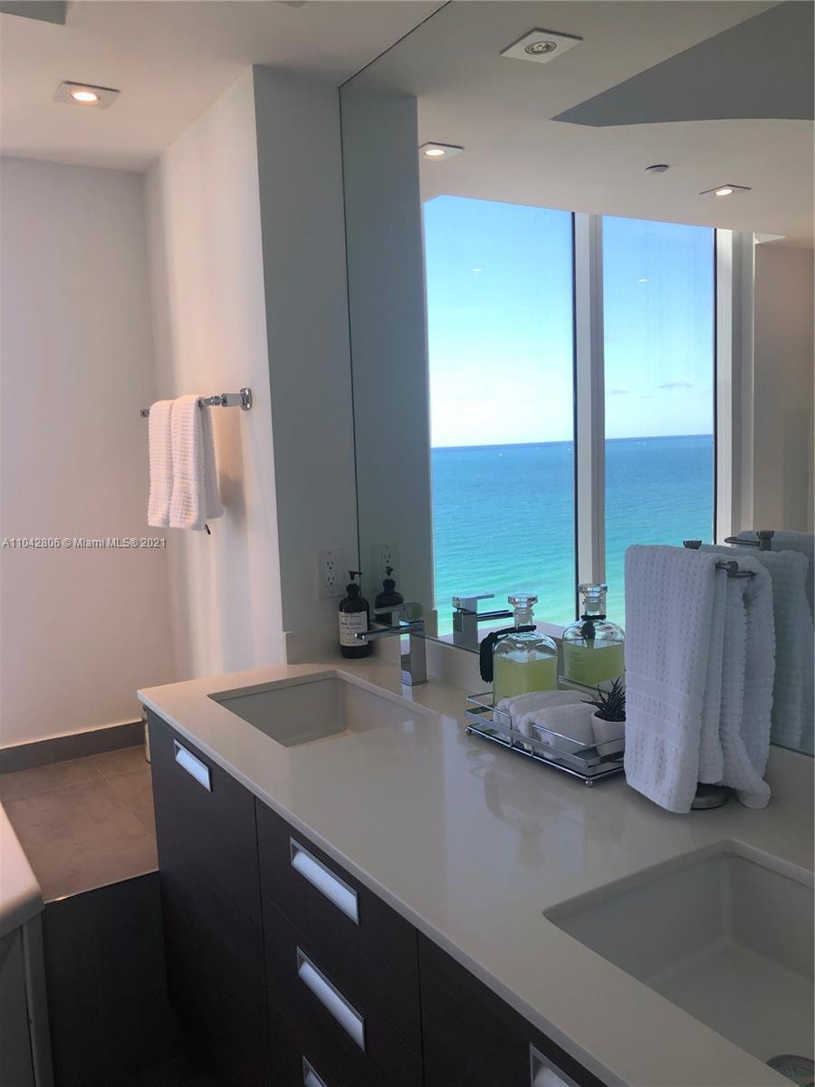 Photo of 19111 Collins Ave #1705, Sunny Isles Beach, Florida, 33160 - primary bathroom