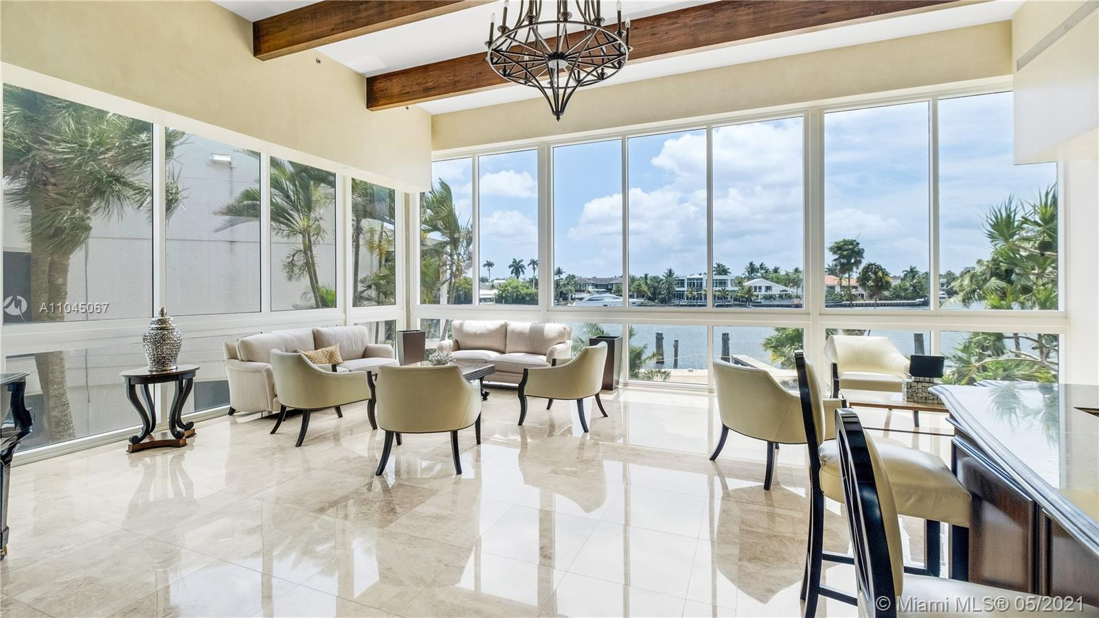 Photo of 20281 Country Club Dr #314, Aventura, Florida, 33180 - Main entry off Country Club Dr into the Hamptons (West and South) community.