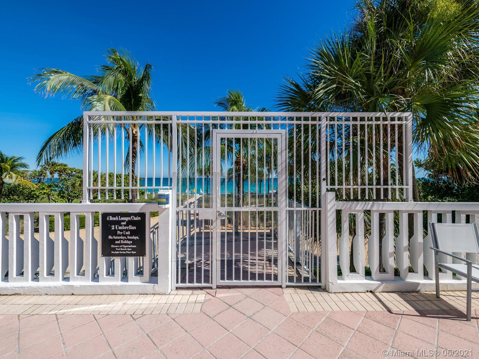 Photo of 9801 Collins Ave #6E, Bal Harbour, Florida, 33154 -