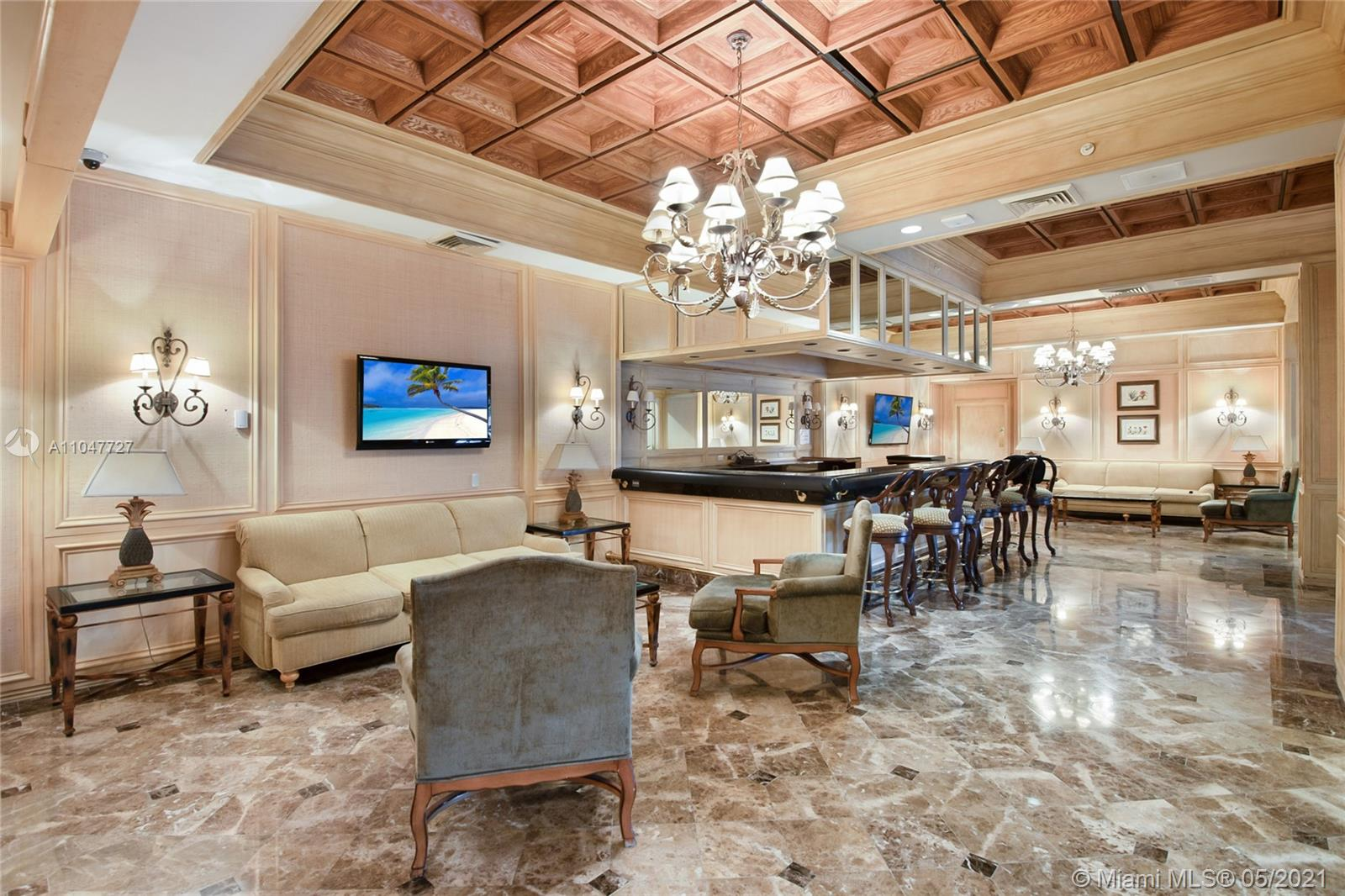 Photo of 9801 Collins Ave #14P, Bal Harbour, Florida, 33154 - Lobby