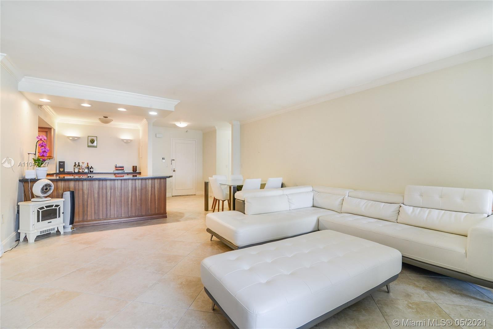 Photo of 9801 Collins Ave #14P, Bal Harbour, Florida, 33154 - View from the Balcony