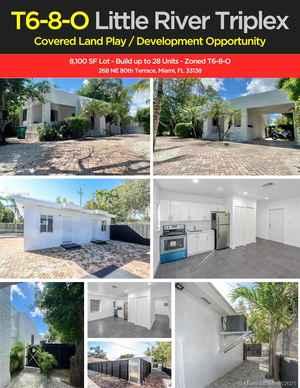 999 000$ - Miami-Dade County,Miami; 8100 sq. ft.