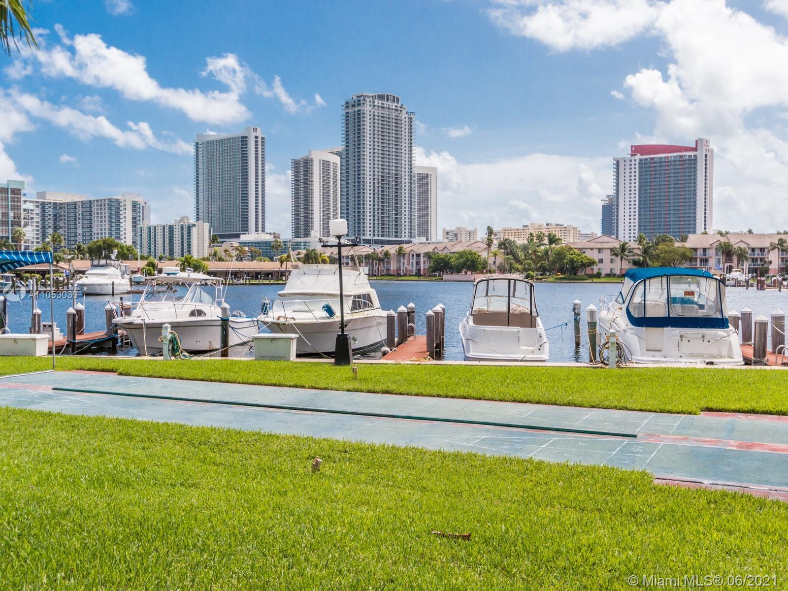 Photo of 600 Three Islands Blvd #312, Hallandale Beach, Florida, 33009 - MARINA POOL DECK
