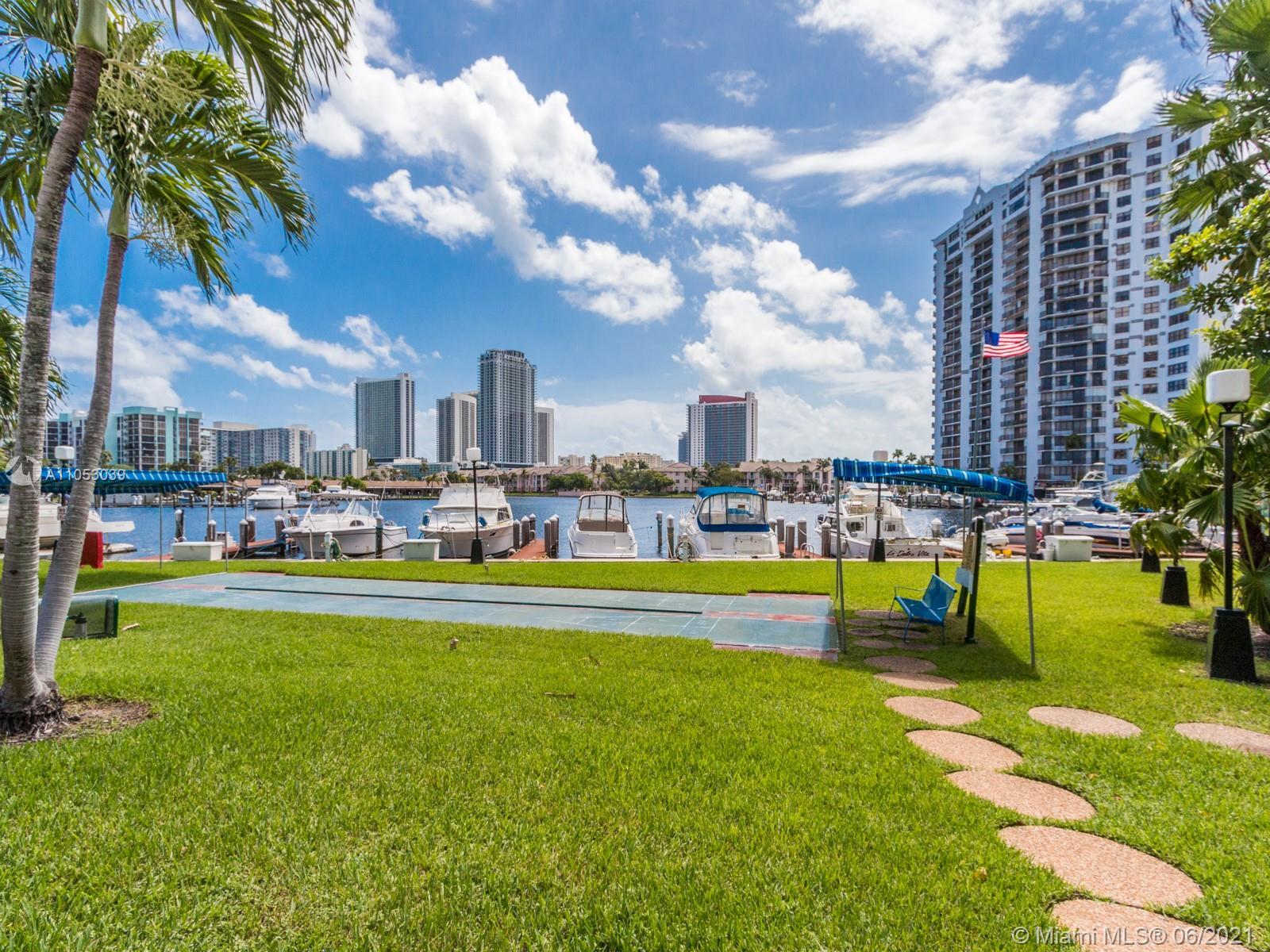 Photo of 600 Three Islands Blvd #312, Hallandale Beach, Florida, 33009 - TENNIS COURT
