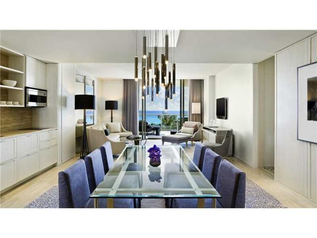 Photo of 9703 COLLINS #1206, Bal Harbour, Florida, 33154 - OPEN LIVING DINING